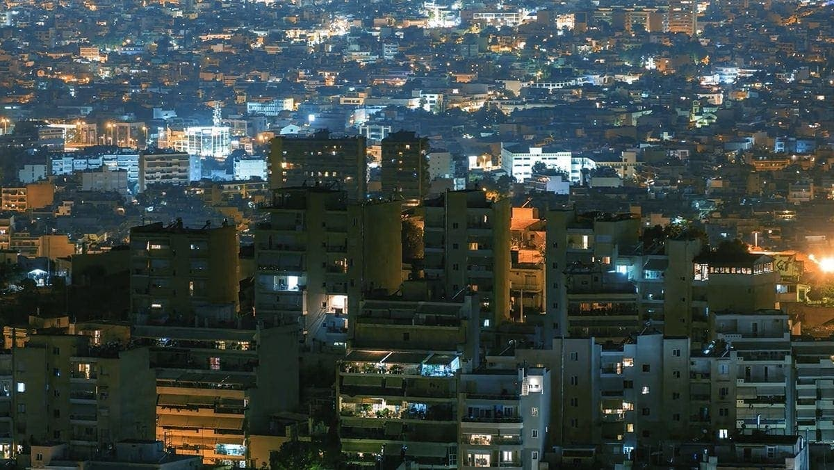 Timelapse: City of Athens - A Portrait of a Changing Metropolis | Travel | Was is hier eigentlich los?