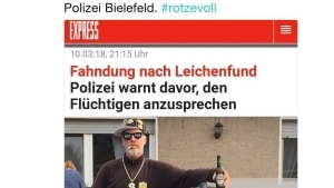 Verhaftet wegen sexy | Lustiges | Was is hier eigentlich los? | wihel.de