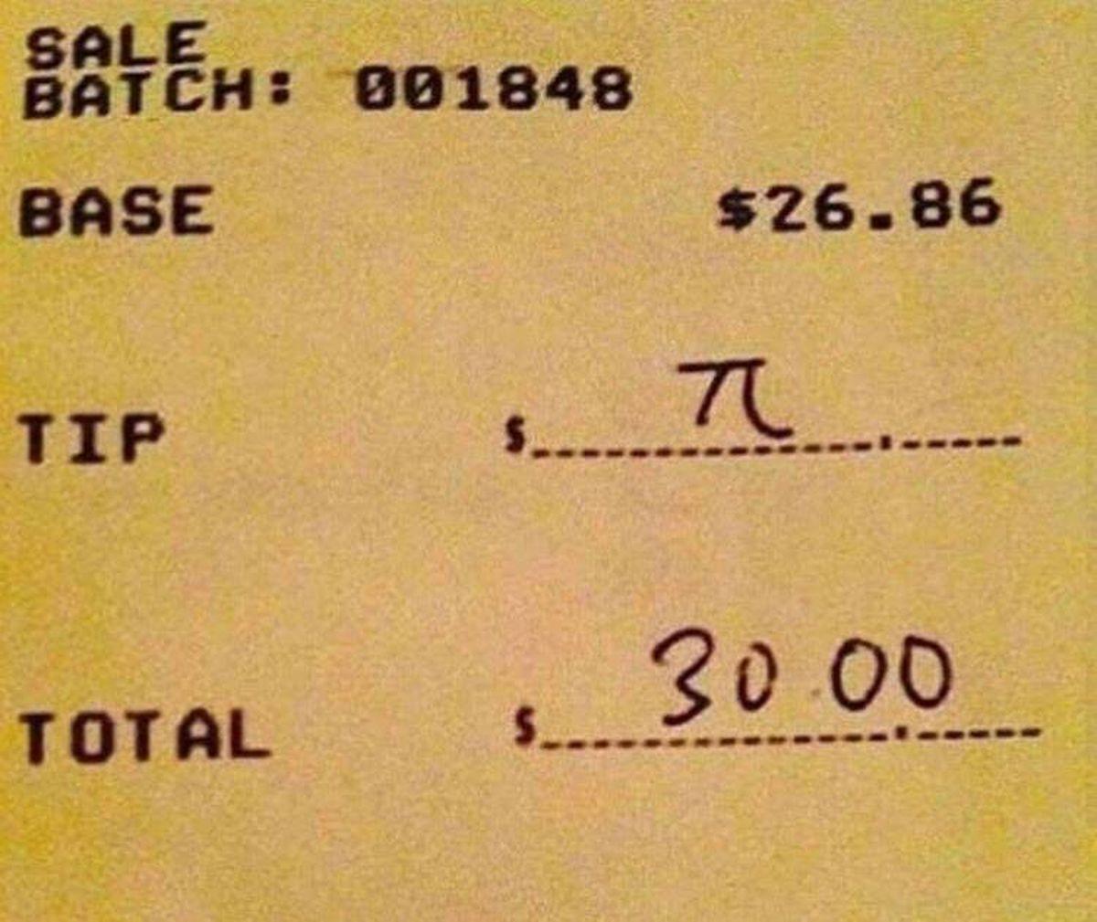Wenn ein Nerd Trinkgeld gibt | Awesome | Was is hier eigentlich los?