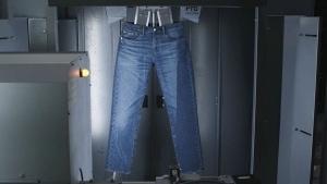 Wie man bei Levis den Jeans-Hosen ihren Look verpasst | Gadgets | Was is hier eigentlich los? | wihel.de