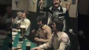 Zu Besuch im Vereinsheim des TuS Dornberg e.V. im Jahre 1977 | Zeitgeschichte | Was is hier eigentlich los? | wihel.de