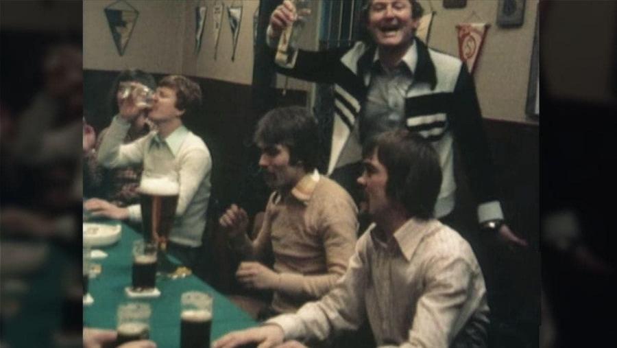 Zu Besuch im Vereinsheim des TuS Dornberg e.V. im Jahre 1977 | Zeitgeschichte | Was is hier eigentlich los?