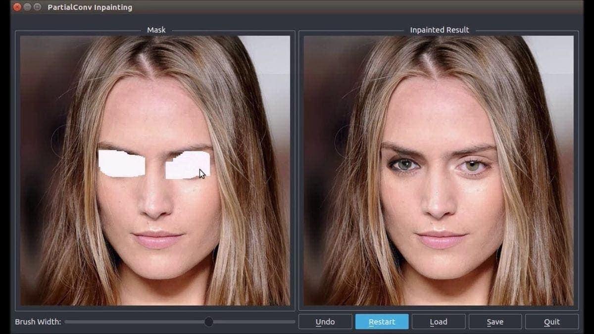 AI-gesteuerte Inhaltsreparatur von Bildern | Nerd-Kram | Was is hier eigentlich los?