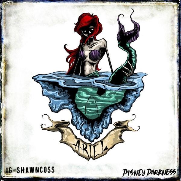 Disney Darkness – Disney-Figuren von nicht ganz so nett von Shawn Coss | Design/Kunst | Was is hier eigentlich los? | wihel.de