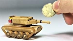 Ein DIY-Panzer in der Mikro-Ausgabe | Gadgets | Was is hier eigentlich los? | wihel.de