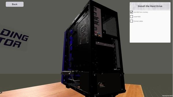 Ein neuer Stern am Spielehimmel: Der PC-Zusammenbau-Simulator | Nerd-Kram | Was is hier eigentlich los? | wihel.de