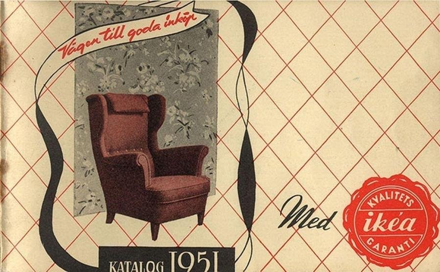 IKEA-Katalog-Cover im Wandel der Zeit | Zeitgeschichte | Was is hier eigentlich los?