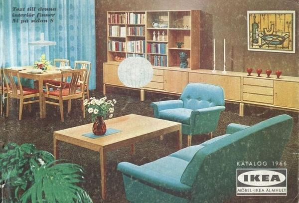 IKEA-Katalog-Cover im Wandel der Zeit | Zeitgeschichte | Was is hier eigentlich los? | wihel.de