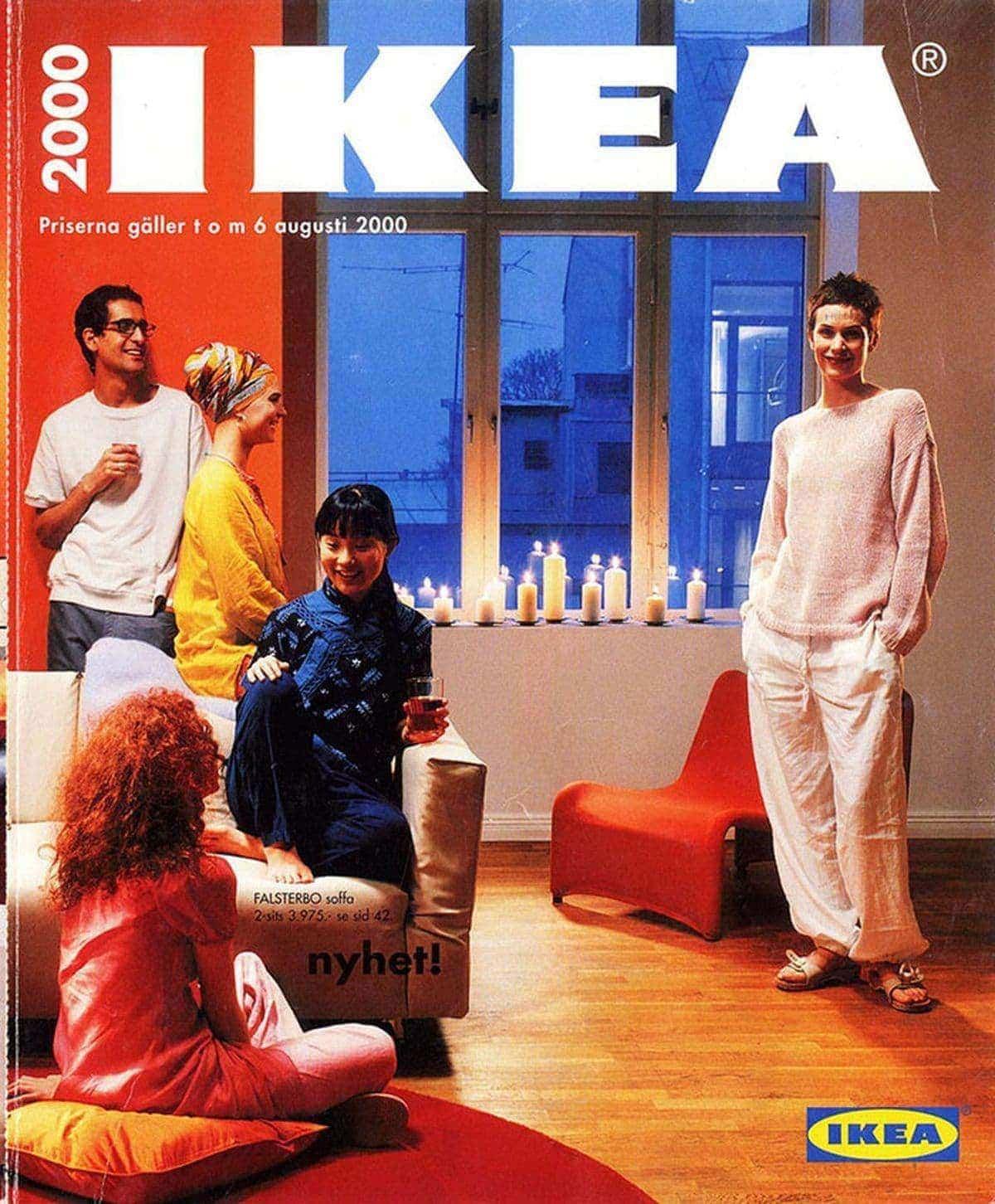 ikea katalog cover im wandel der zeit was is hier eigentlich los. Black Bedroom Furniture Sets. Home Design Ideas