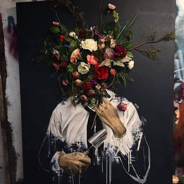 Street Art von Sage Barnes | Design/Kunst | Was is hier eigentlich los? | wihel.de