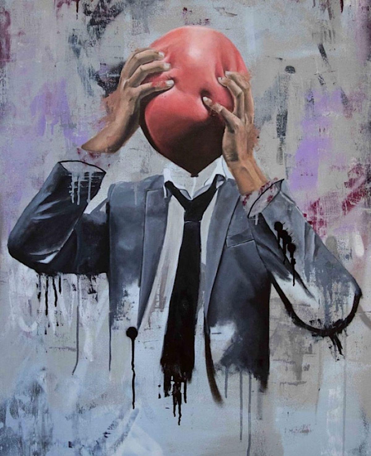 Street Art von Sage Barnes | Design/Kunst | Was is hier eigentlich los?