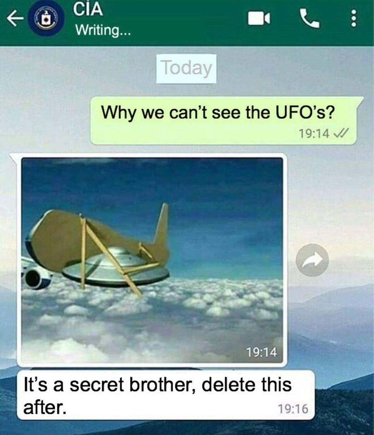 Warum wir keine Ufos sehen könnnen | Lustiges | Was is hier eigentlich los?
