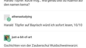 Wenn Harry Potter aus Bayern kommen würde | Lustiges | Was is hier eigentlich los? | wihel.de
