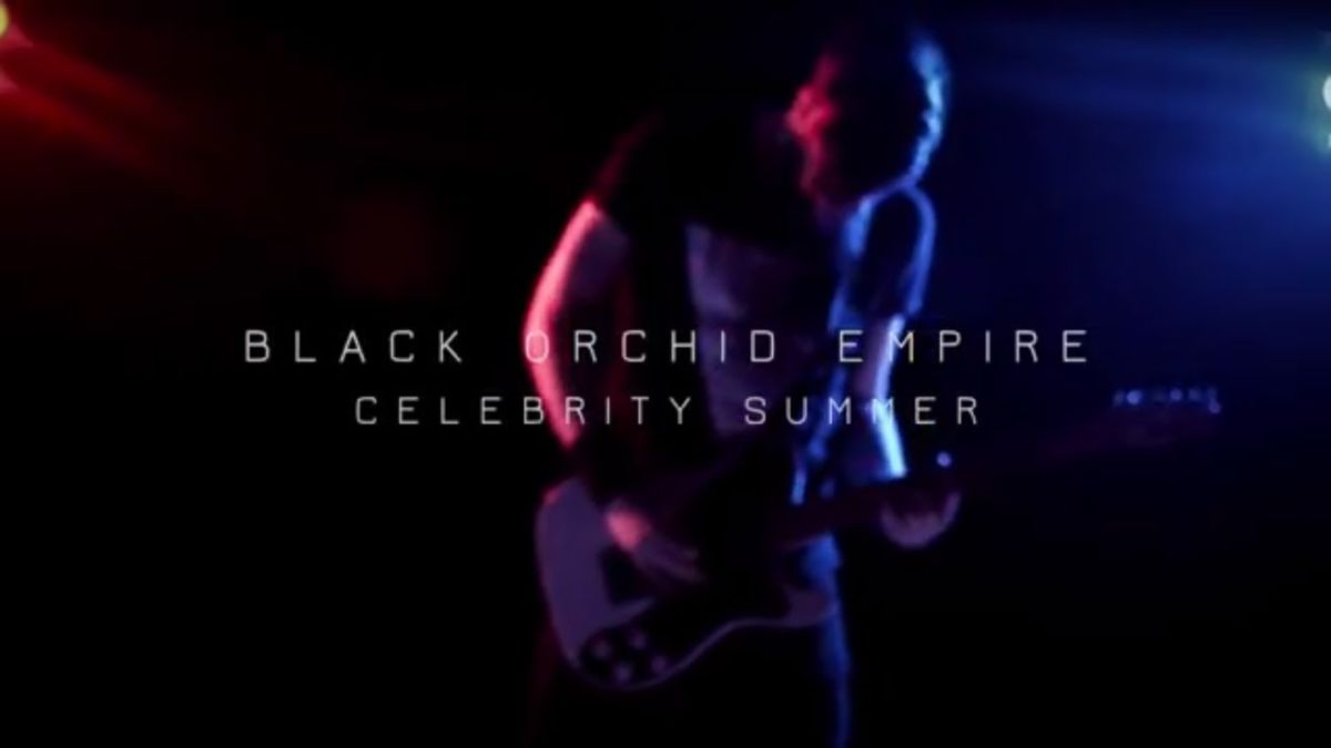 Black Orchid Empire - Celebrity Summer | Musik | Was is hier eigentlich los?