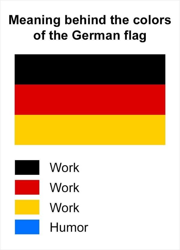 Die wahre Bedeutung von Landesflaggen | Lustiges | Was is hier eigentlich los? | wihel.de
