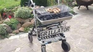 Ein Grillator | Lustiges | Was is hier eigentlich los? | wihel.de
