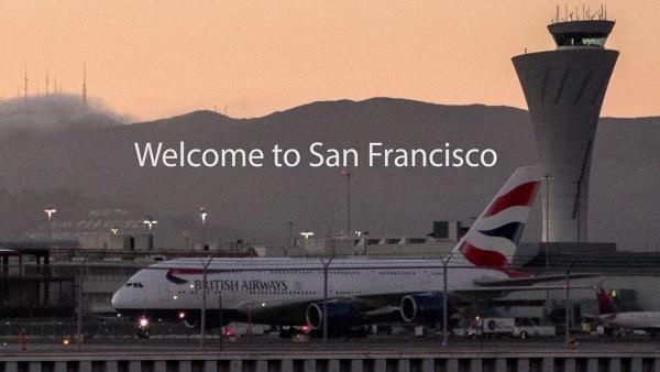 In 4 Minuten von London nach San Francisco | Travel | Was is hier eigentlich los? | wihel.de