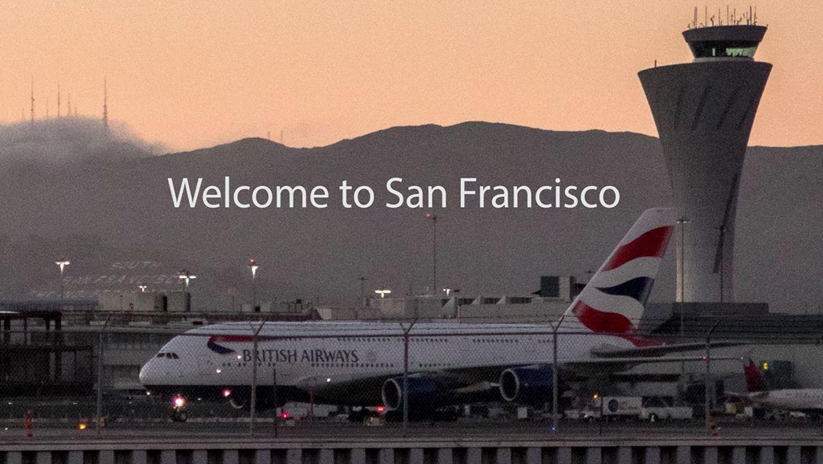 In 4 Minuten von London nach San Francisco | Travel | Was is hier eigentlich los?