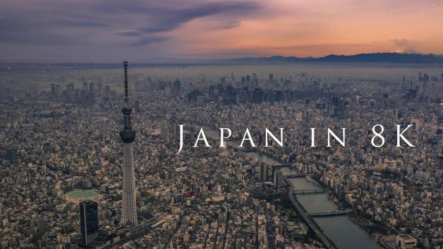Japan in 8K   Travel   Was is hier eigentlich los?