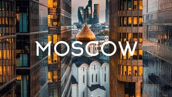 Moskau mit der Drohne erkundet | Travel | Was is hier eigentlich los? | wihel.de