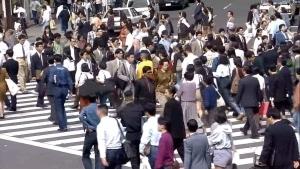 Tokio 1992 | Zeitgeschichte | Was is hier eigentlich los?