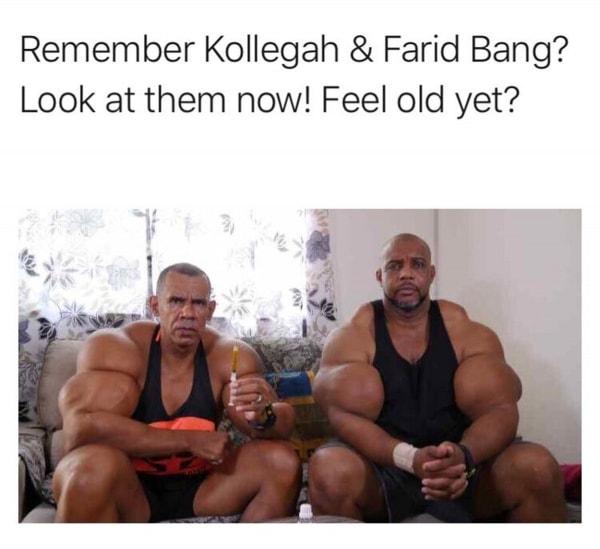 Was aus Kollegah und Farid Bang nach der Echo-Verleihung wurde | Lustiges | Was is hier eigentlich los? | wihel.de
