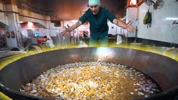 Wie man für 10.000 Menschen kostenlos ernährt | Menschen | Was is hier eigentlich los? | wihel.de