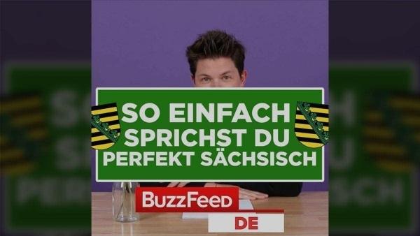 Wie man perfekt sächsisch spricht | Was gelernt | Was is hier eigentlich los? | wihel.de