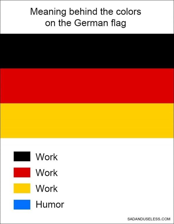 Wofür die Farben der Deutschlandflagge stehen | Lustiges | Was is hier eigentlich los? | wihel.de