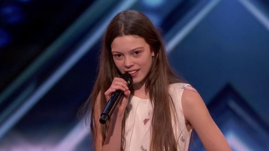 Courtney Hadwin und ihre Performance bei America's Got Talent   Musik   Was is hier eigentlich los?