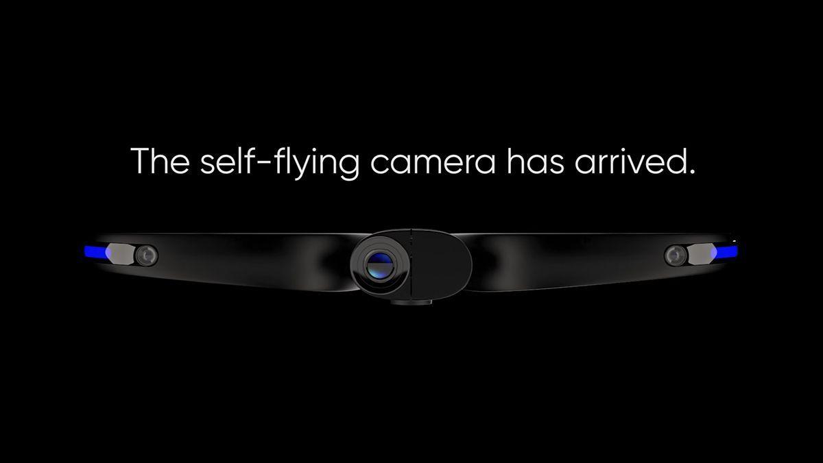 Die autonom fliegende Videodrohne Skydio R1 | Gadgets | Was is hier eigentlich los?
