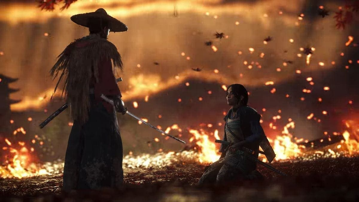 Gameplay-Trailer: Ghost of Tsushima | Nerd-Kram | Was is hier eigentlich los?