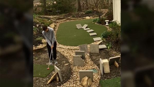 Golf-Trickshots von GM Golf | Awesome | Was is hier eigentlich los? | wihel.de