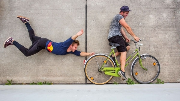 Jason Paul und seine Freerunning-Illusionen | Awesome | Was is hier eigentlich los? | wihel.de