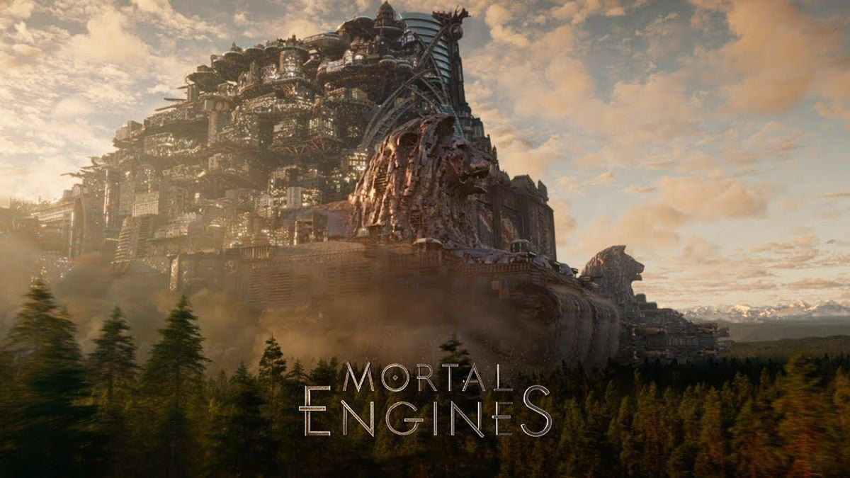 Trailer: Mortal Engines | Kino/TV | Was is hier eigentlich los?