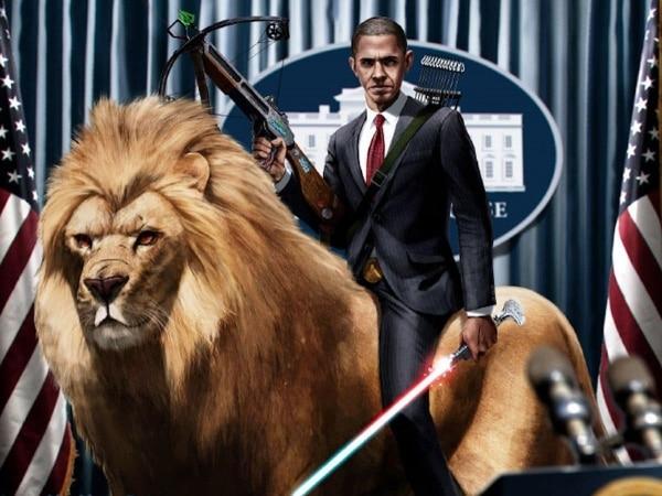 Badass Presidential Portraits von Jason Heuser | Design/Kunst | Was is hier eigentlich los? | wihel.de