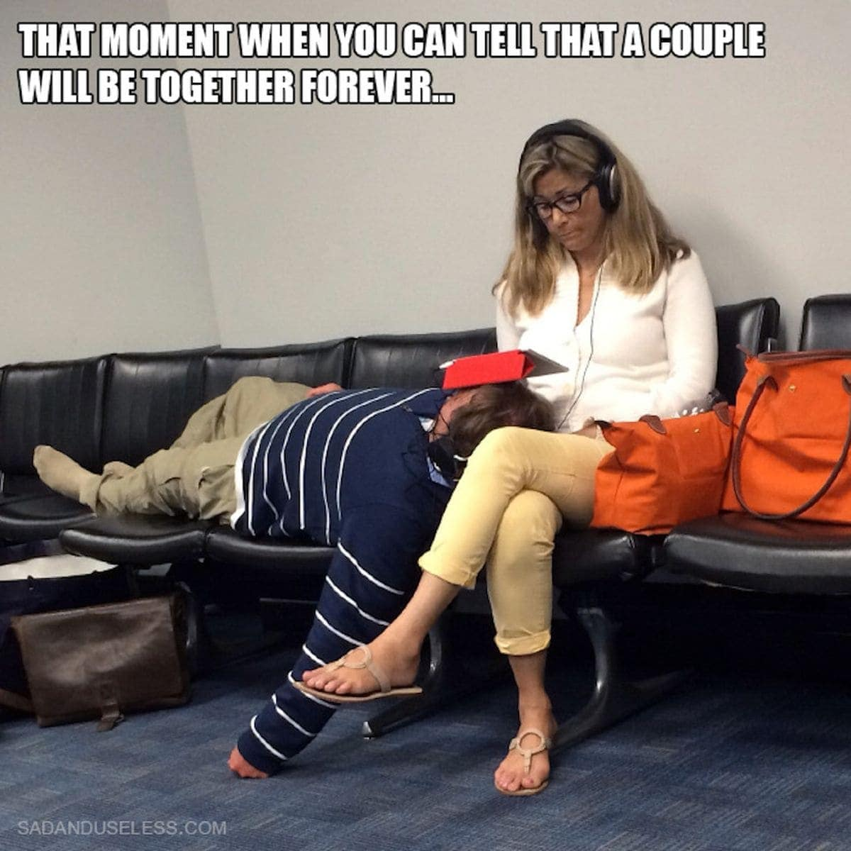 Beobachtungen am Flughafen | Lustiges | Was is hier eigentlich los?