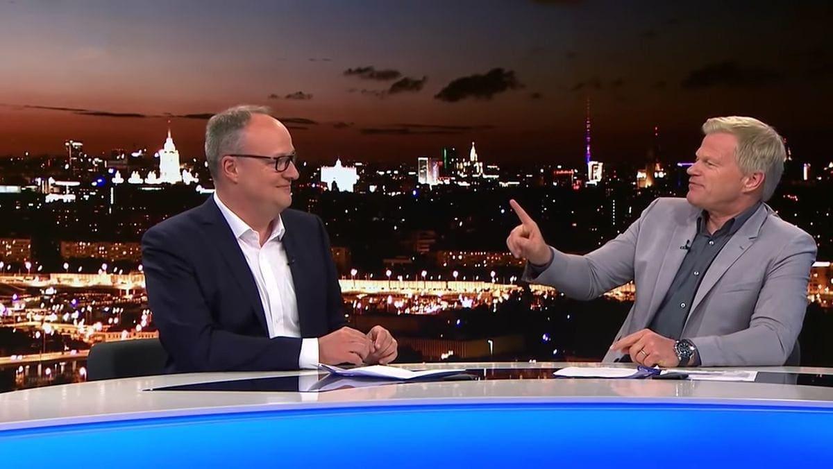 Best of Oliver Welke und Oliver Kahn | Lustiges | Was is hier eigentlich los?