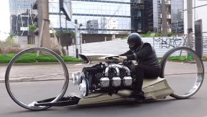 Dass TMC Dumont-Motorrad von Taras Marques | Gadgets | Was is hier eigentlich los? | wihel.de