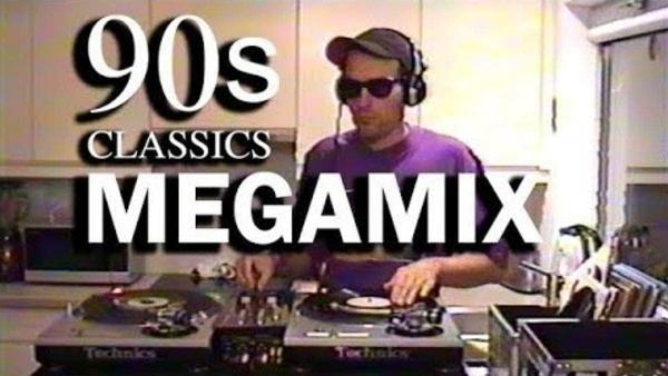 Der 90s Classics Megamix von DJ Luter One | Awesome | Was is hier eigentlich los?