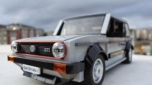 Der Golf GTI MK1 in der LEGO-Version | Gadgets | Was is hier eigentlich los? | wihel.de