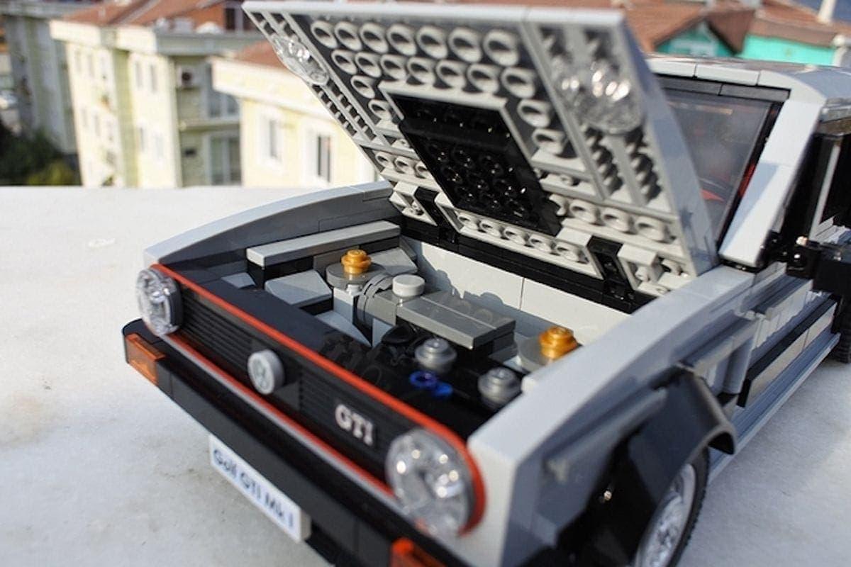 Der Golf GTI MK1 in der LEGO-Version | Gadgets | Was is hier eigentlich los?