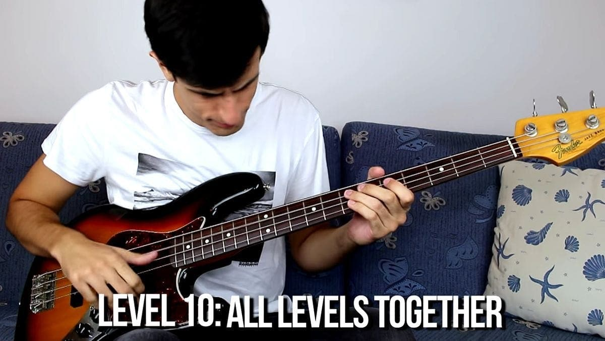 Die 10 Level des Bassspieles | Awesome | Was is hier eigentlich los?