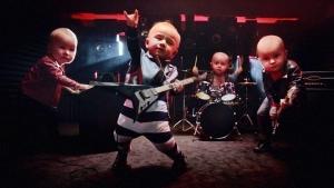 Die Rocker-Babys von Netto stellen klar: Gemüse kann nach Hause gehen! | sponsored Posts | Was is hier eigentlich los? | wihel.de
