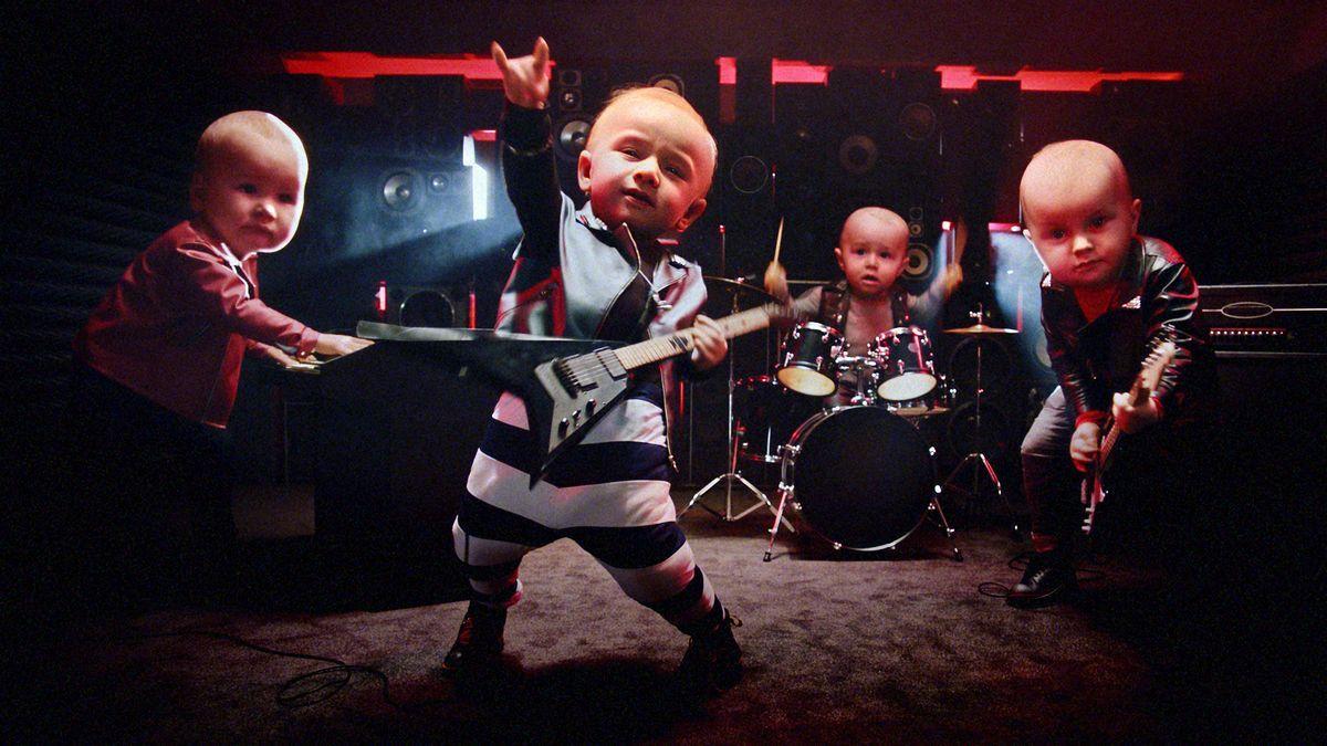 Die Rocker-Babys von Netto stellen klar: Gemüse kann nach Hause gehen! | sponsored Posts | Was is hier eigentlich los?