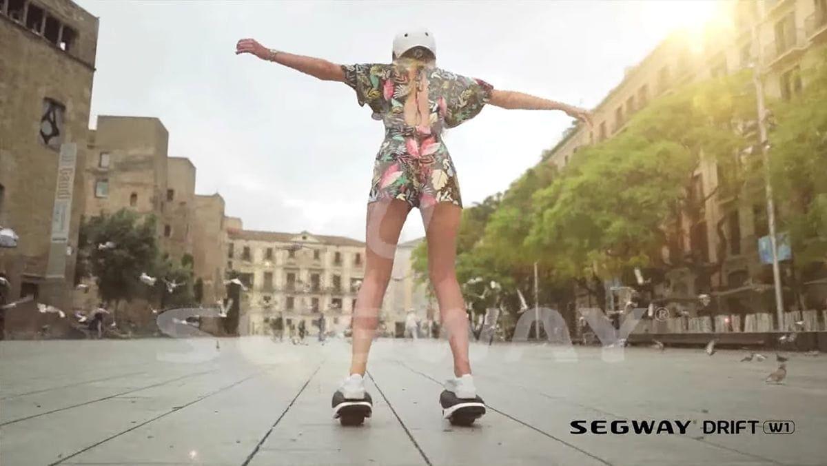 Drift W1 – Der neue Spaß von Segway | Gadgets | Was is hier eigentlich los?