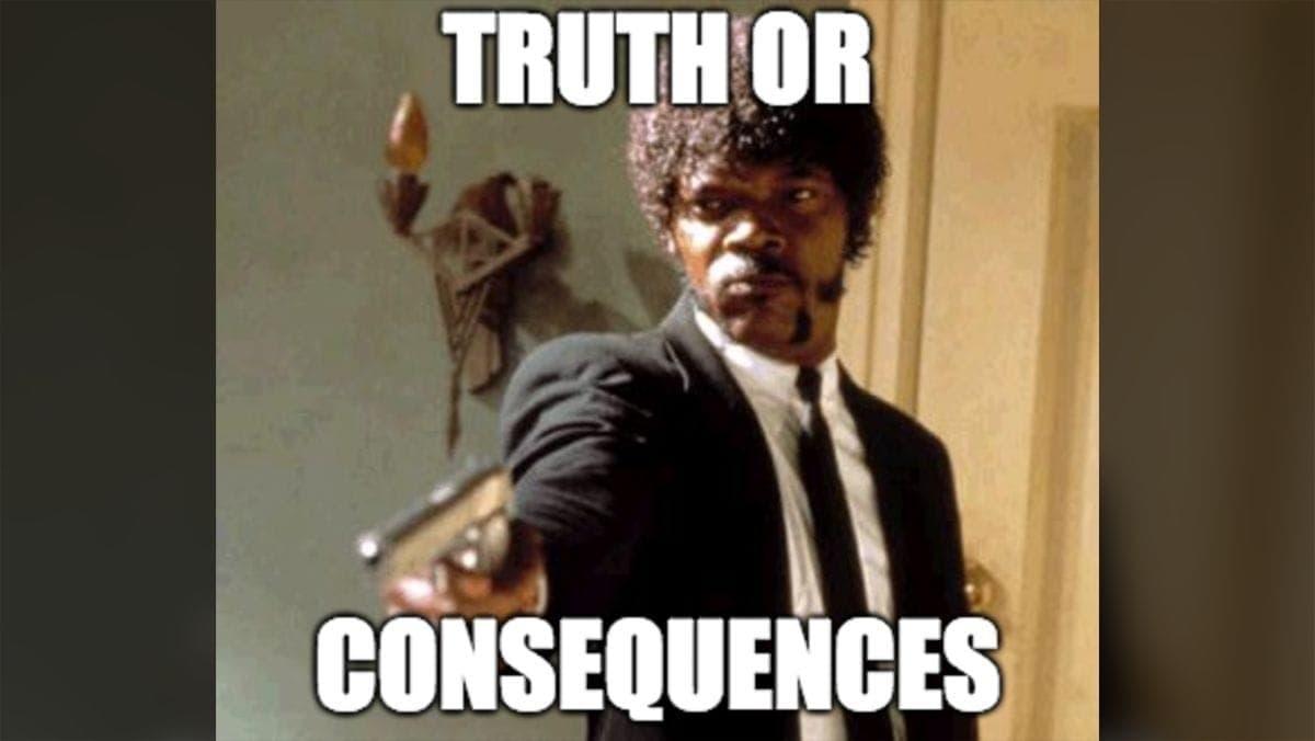 Ehrlichkeit währt am längsten - Gedankentüdelüt (104) | Kolumne | Was is hier eigentlich los?