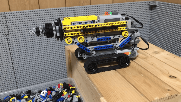 Ein LEGO-Bohrer | Gadgets | Was is hier eigentlich los? | wihel.de