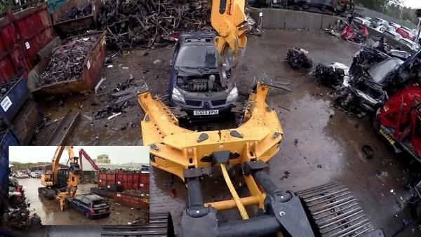 Eine Auto-Sezier-Maschine in Aktion | Gadgets | Was is hier eigentlich los? | wihel.de