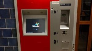 Endlich gefunden: Der wahre Grund, warum die Bahn unpünktlich ist - Windows XP | Lustiges | Was is hier eigentlich los?